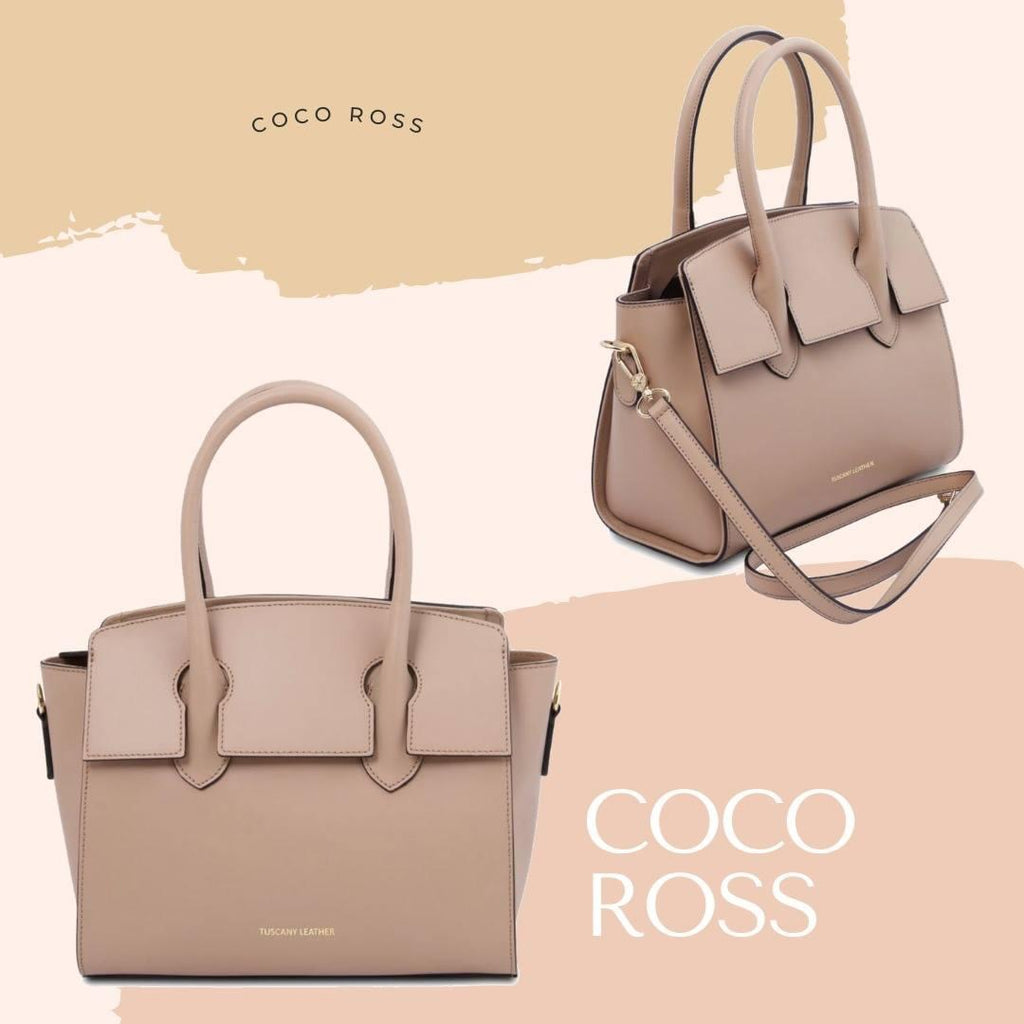Handbags bring happiness. Coco Ross bring happiness.