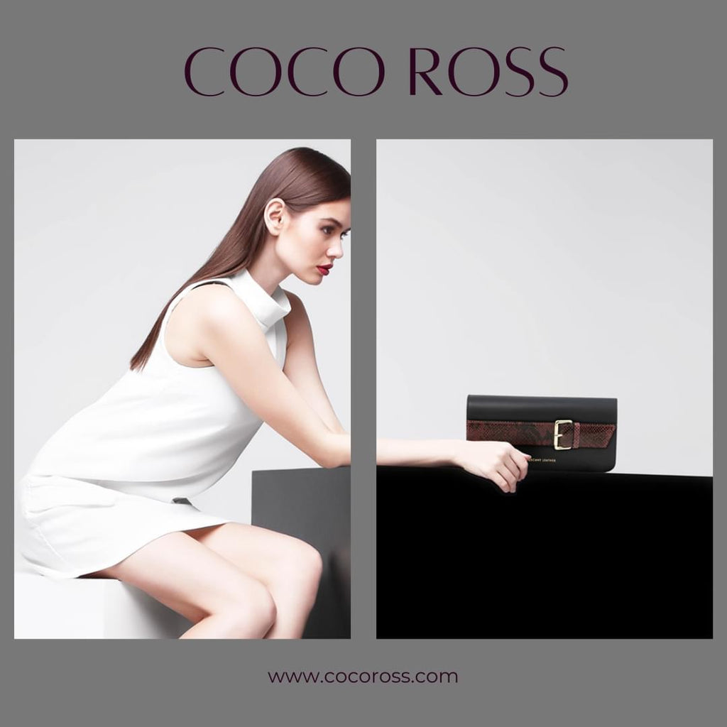 Life's too short to wear boring bags. Get You COCO ROSS NOW!