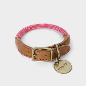 We are Tight Collar Flamingo(Pink)