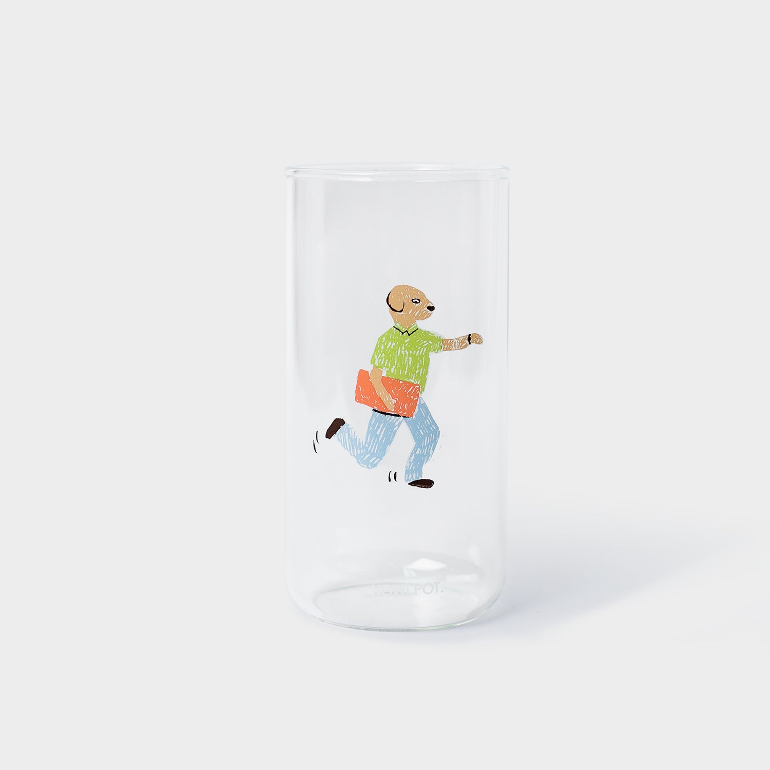 Howlpot LIFE Glass A(Fetch me if you can)