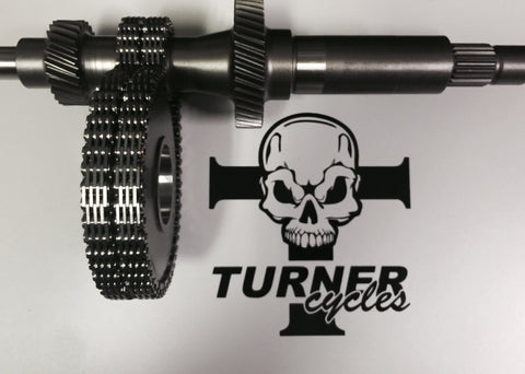 Turner Double Reverse Chain Upgrade Kit for Polaris UTV