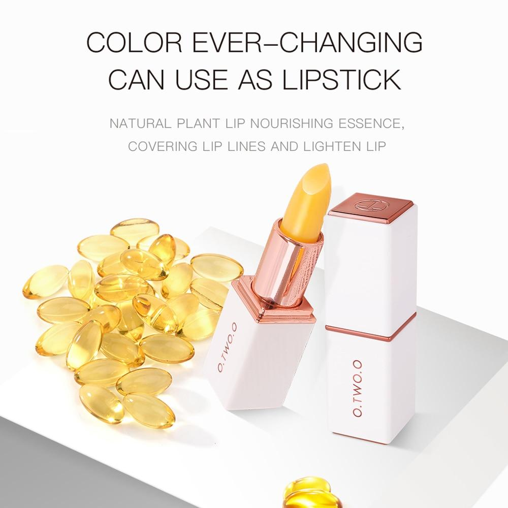 Colors Ever-changing Lip Balm Lipstick O2O RealBang