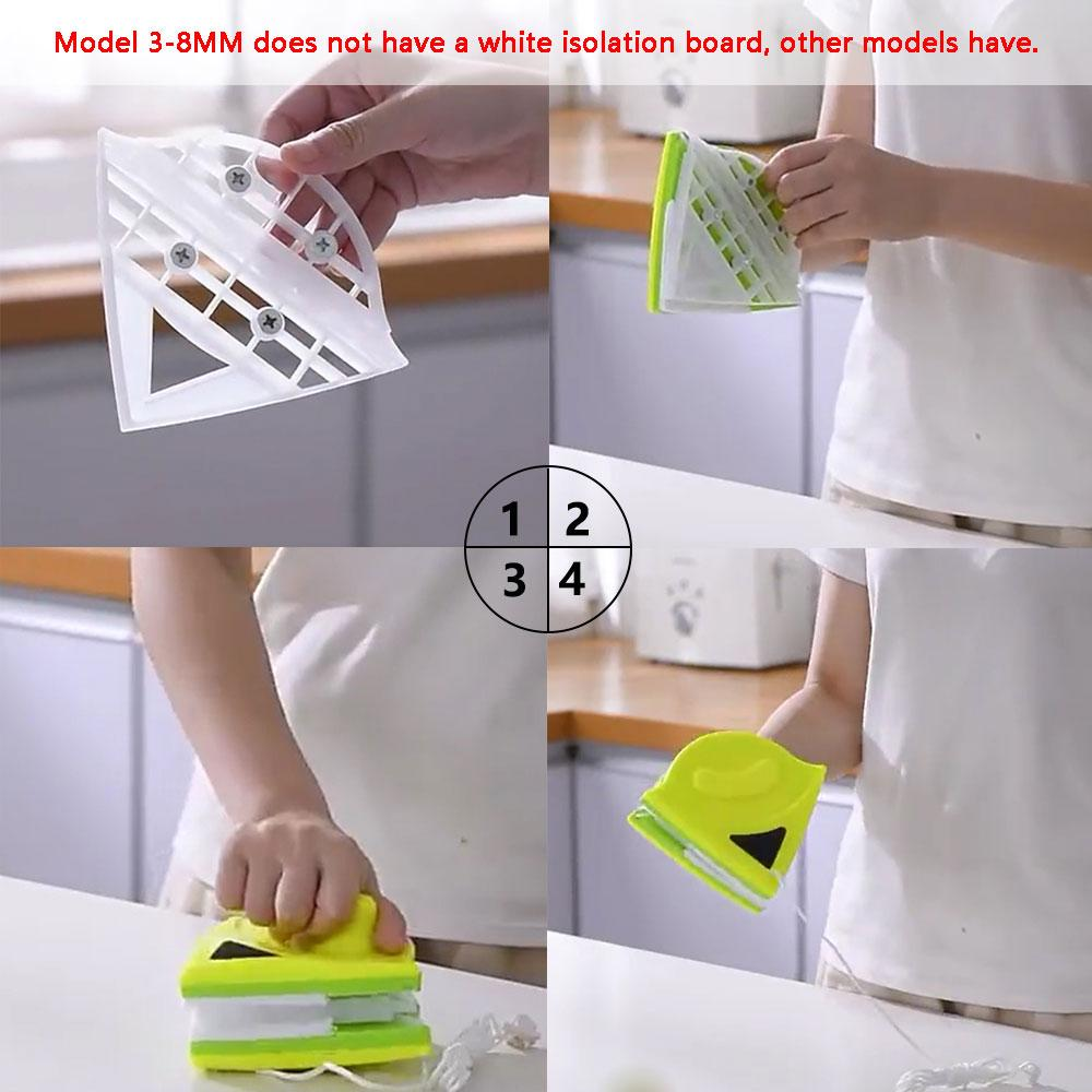 Double Side Magnetic Window Cleaner ReBlink