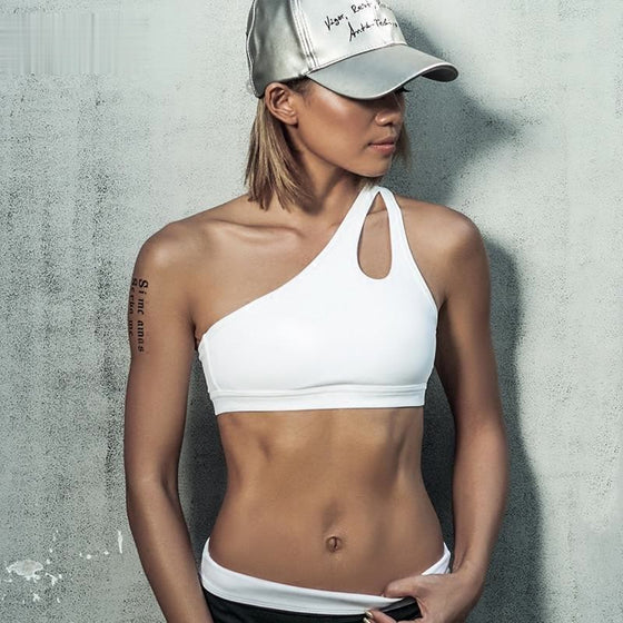 High Impact One-Shoulder Sports Bra https://detail.1688.com/offer/629528179140.html?spm=a2615.7691456.autotrace-offerGeneral.13.41c866afdL0ecj
