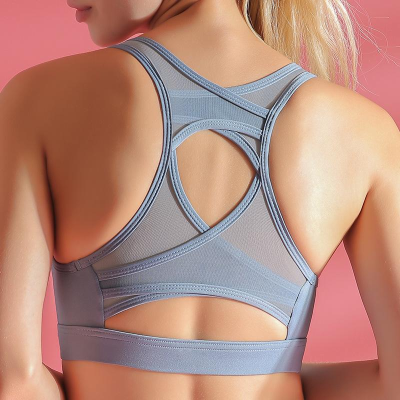 High Impact Training Sports Bra QCFE RealBang