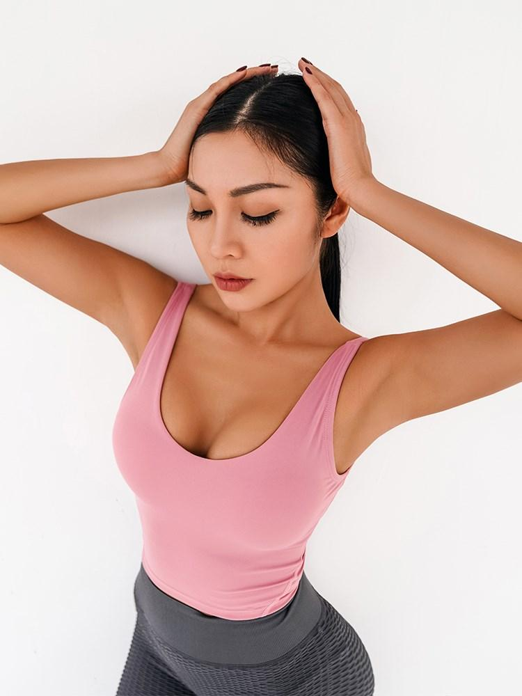 Push Up Yoga Bra https://detail.1688.com/offer/606562219233.html?spm=a2615.7691456.autotrace-offerGeneral.25.1aa765cfka1Cnf