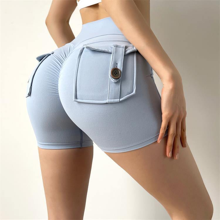 Athletic Gym Workout Fitness  Shorts