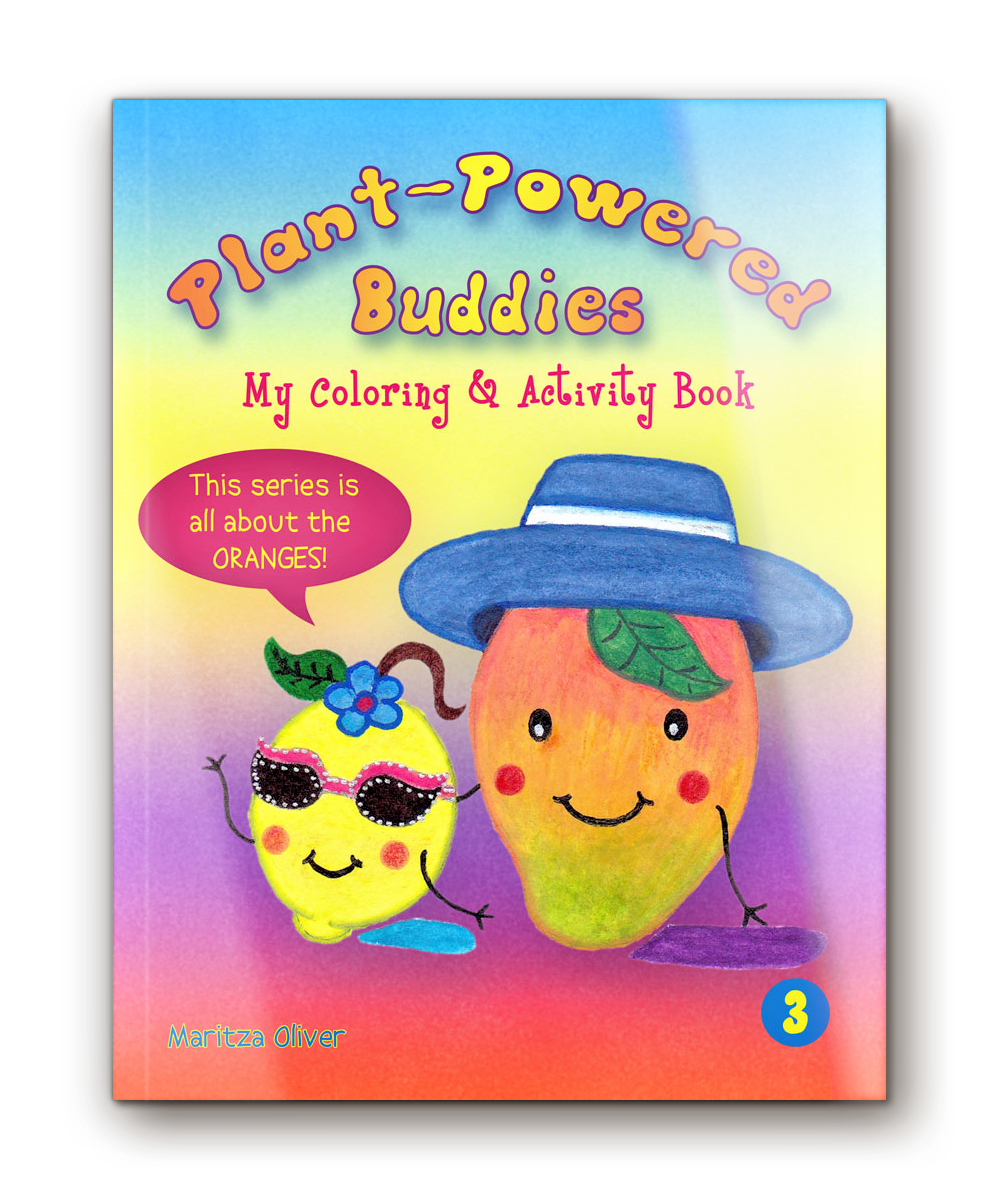 Plant-Powered Buddies - All about the Oranges | Vol. 3
