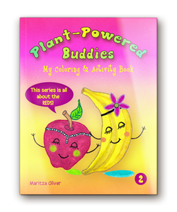 Plant-Powered Buddies - All about the Reds | Vol. 2