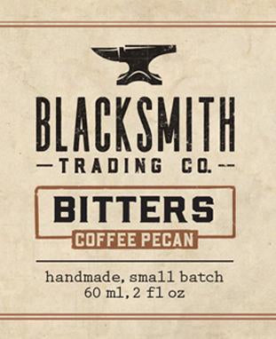 Coffee Pecan Bitters