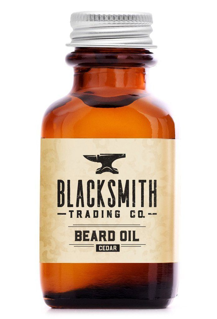 Cedar Beard Conditioning Oil