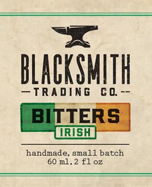 "Irish ""House"" Bitters"