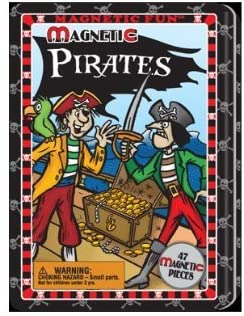 Magnetic Fun - Pirates