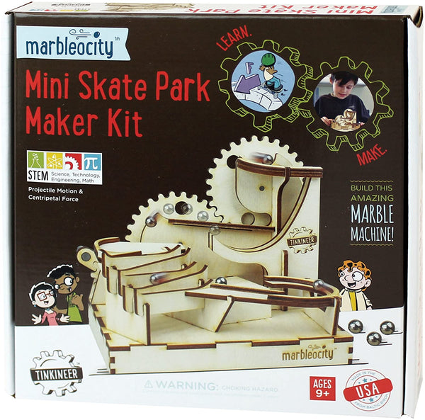 Mini Skate Park Maker Kit