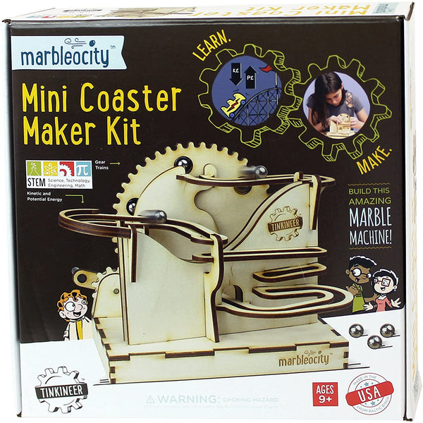 Mini Coaster Maker Kit