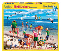 Shell Seekers Puzzle