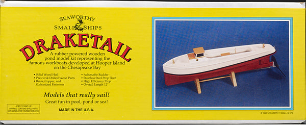 Draketail Boat Kit