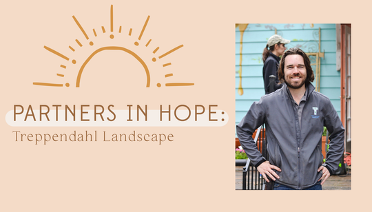 Partners in Hope: Treppendahl Landscape