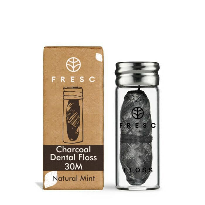 Charcoal Dental Floss