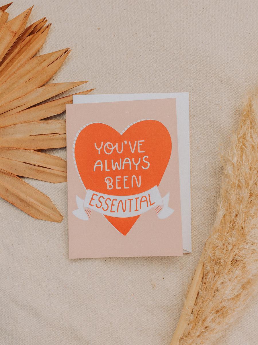 You are Essential Card
