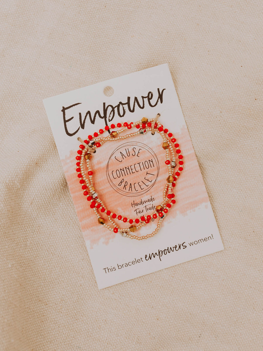 Cause Connection Bracelet - Empower