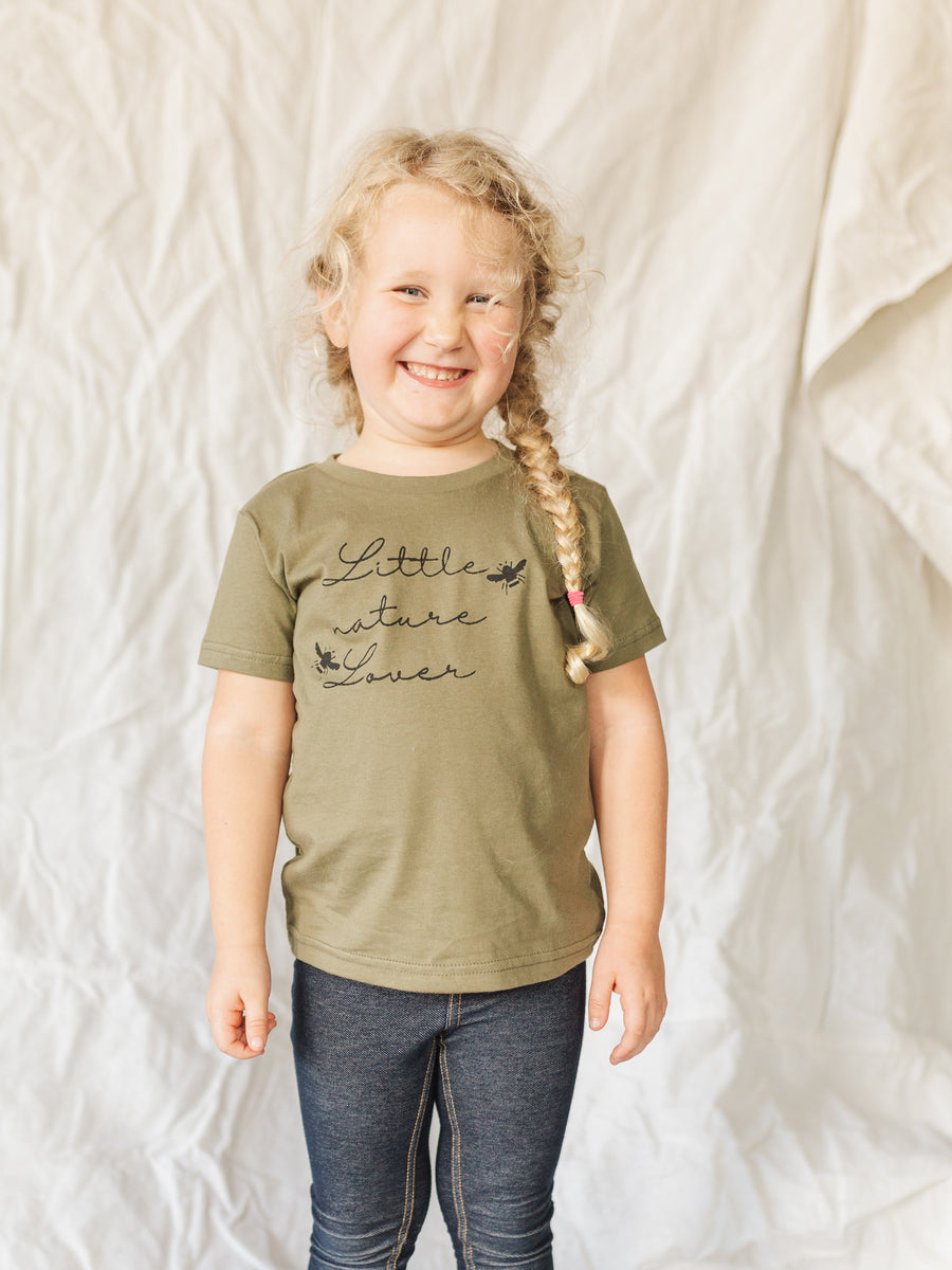 Little Nature Lover Tee