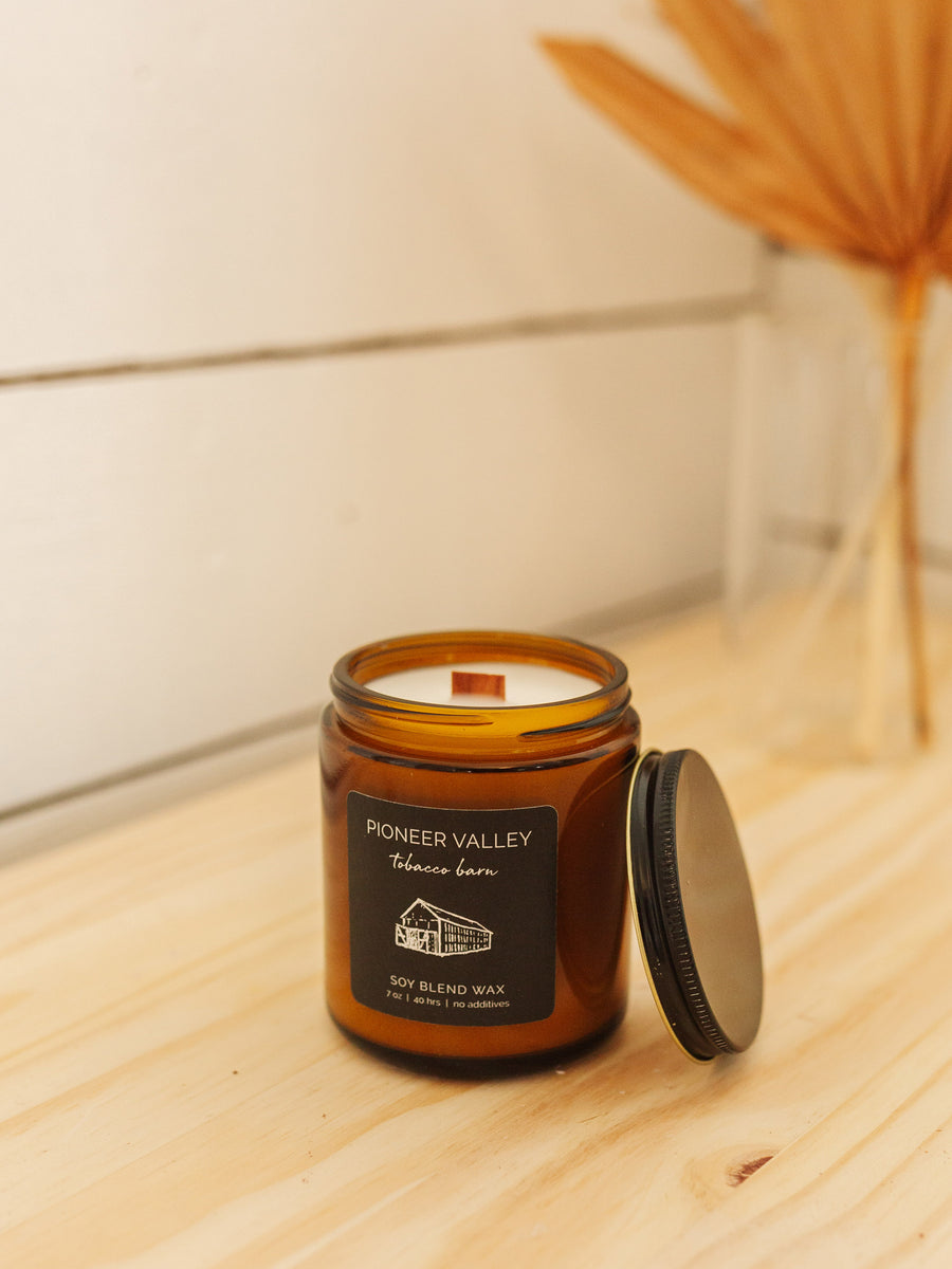 Pioneer Valley Candles