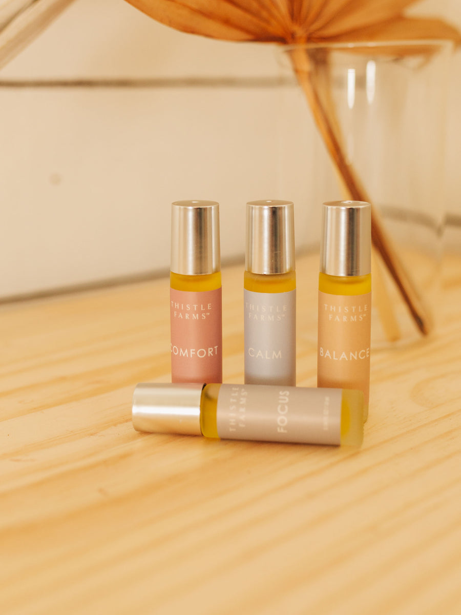 Essential Oil Roll Ons: Healing Collection