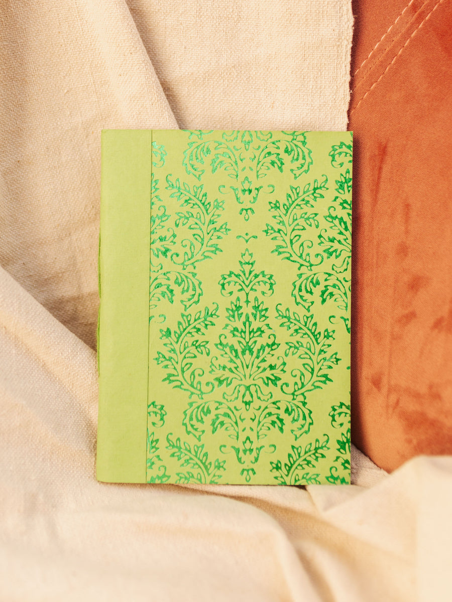 Metallic Skinny Journal