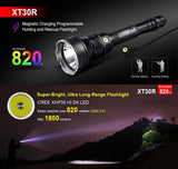 Kit airsoft lampe tactique Klarus XT30R 1800Lumens