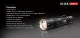 Lampe tactique Klarus XT2CR 1600Lumens rechargeable en USB