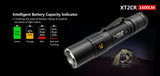 Kit airsoft lampe tactique Klarus XT2CR 1600Lumens