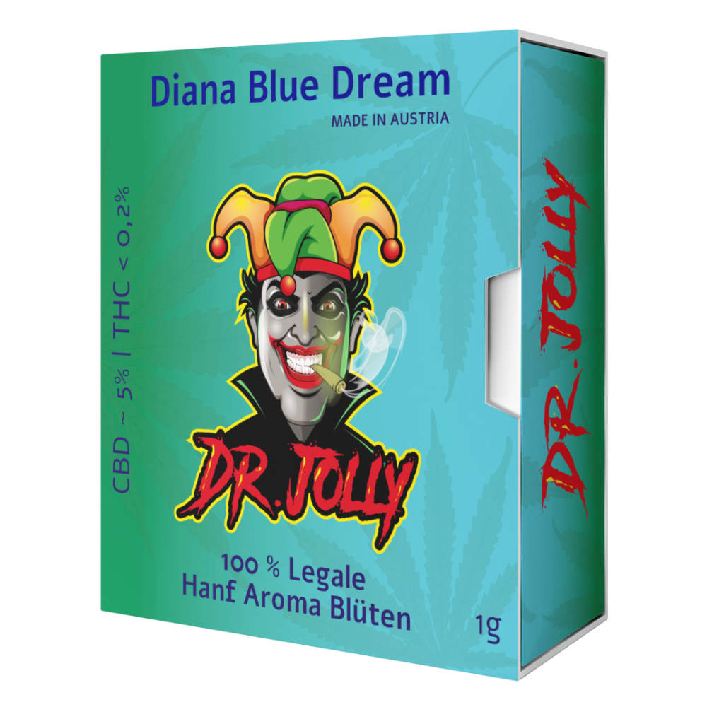 Diana Blue Dream