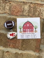 Chiefs Double Badge Reel