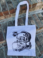 Christmas Canvas Tote Bag
