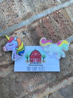 Shaker Unicorn Interchangeable Toppers (Topper only)