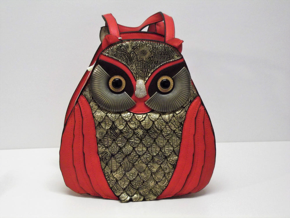 Owl bag with Long Strap