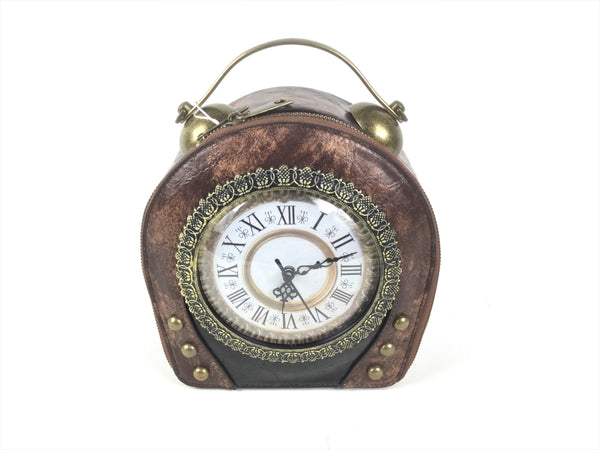Antique Clock Handbag Now on Sale