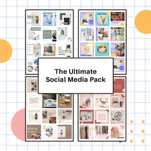 Load image into Gallery viewer, The Ultimate Social Media Pack