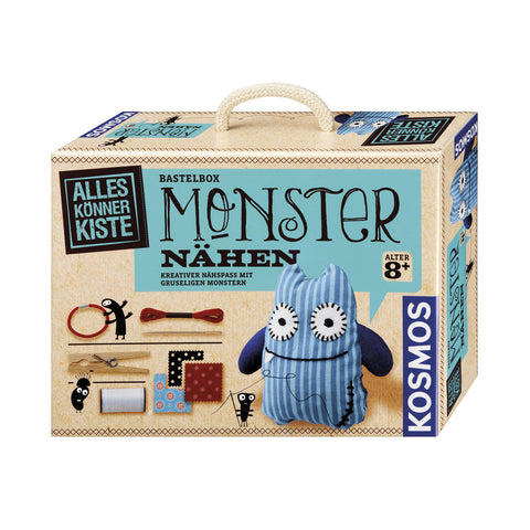 Alles Könner Kiste - Monster Sewing Kit