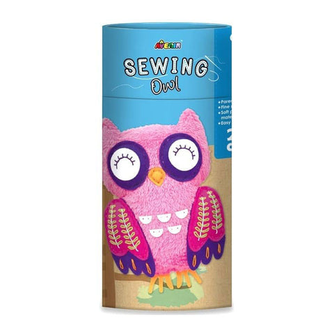 Sewing Doll - Owl