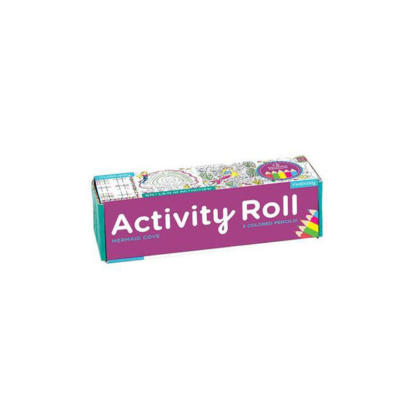 Activity Roll - Mermaid Cove