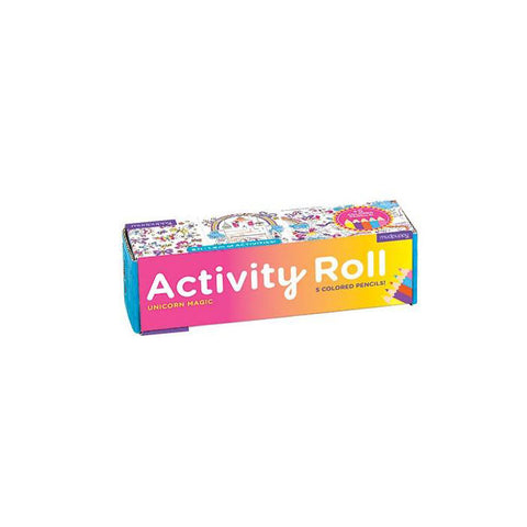 Activity Roll - Unicorn Magic