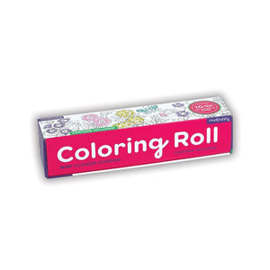 Coloring Roll - Flower Garden