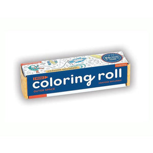 Coloring Roll - Outer Space