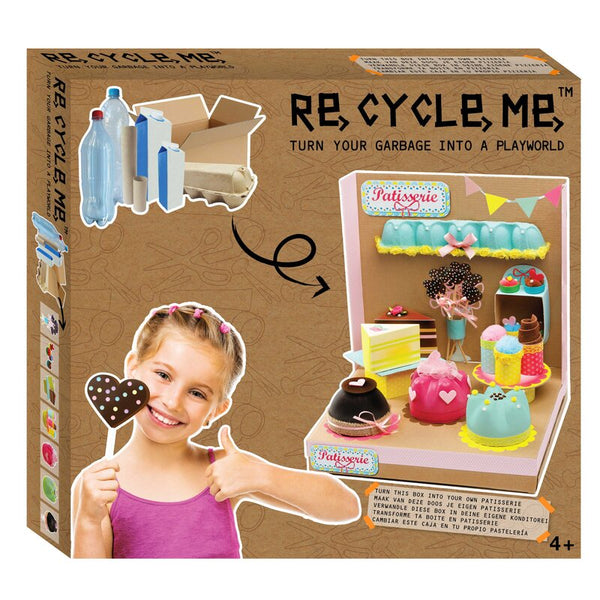 Re Cycle Me - Patisserie Bastelset
