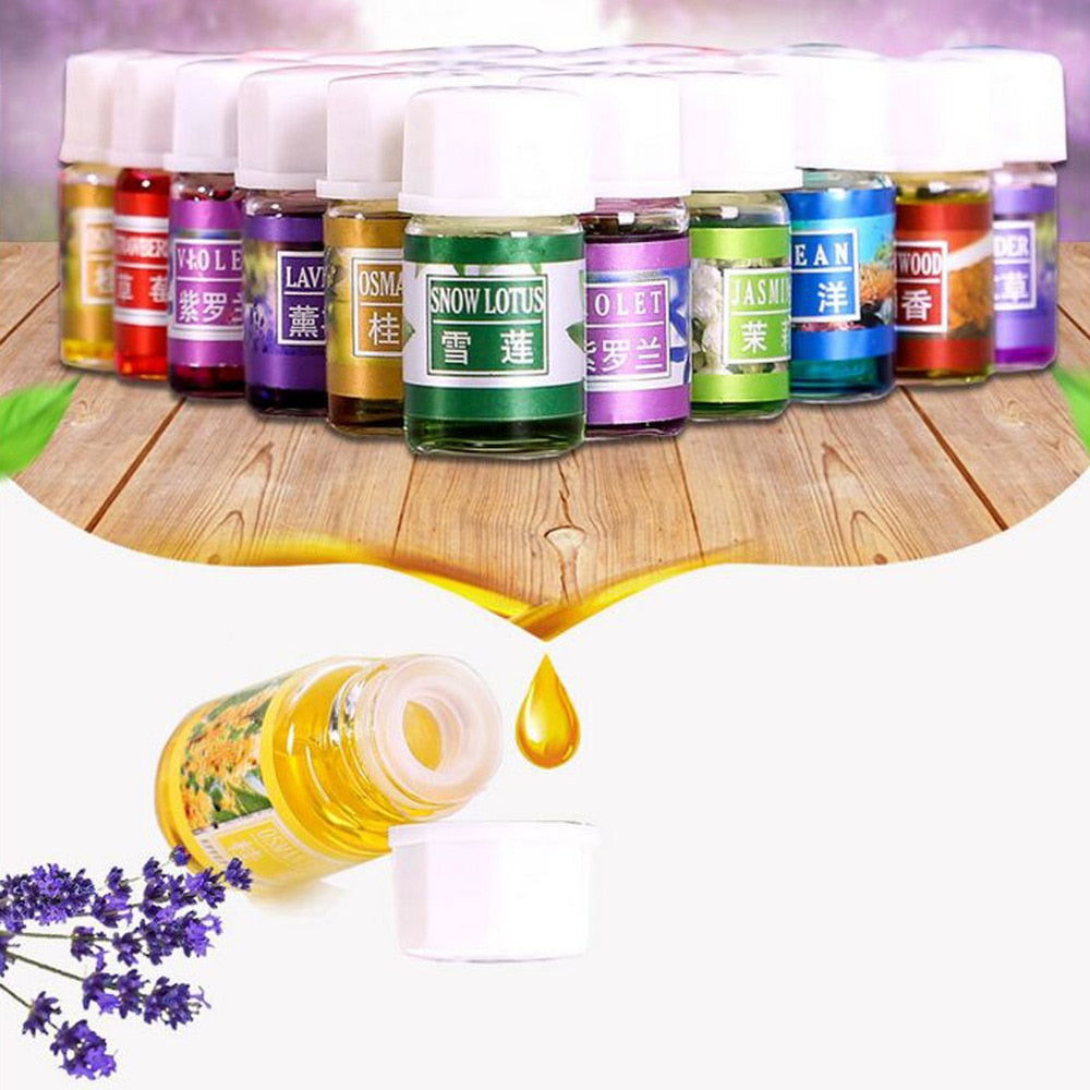 Aromatic Plant Essential Oils Various Scents