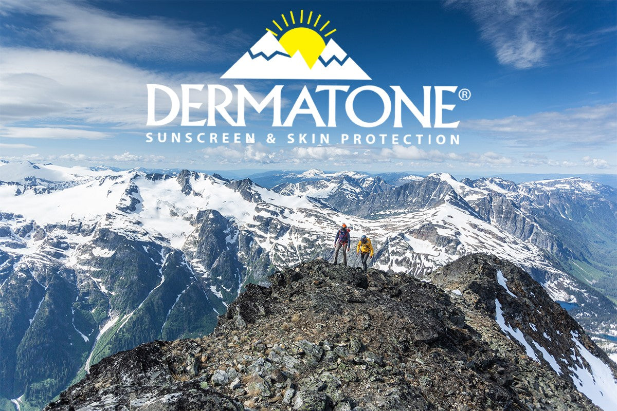 Dermatone Sunscreen, Lip Balm and Skin Protection