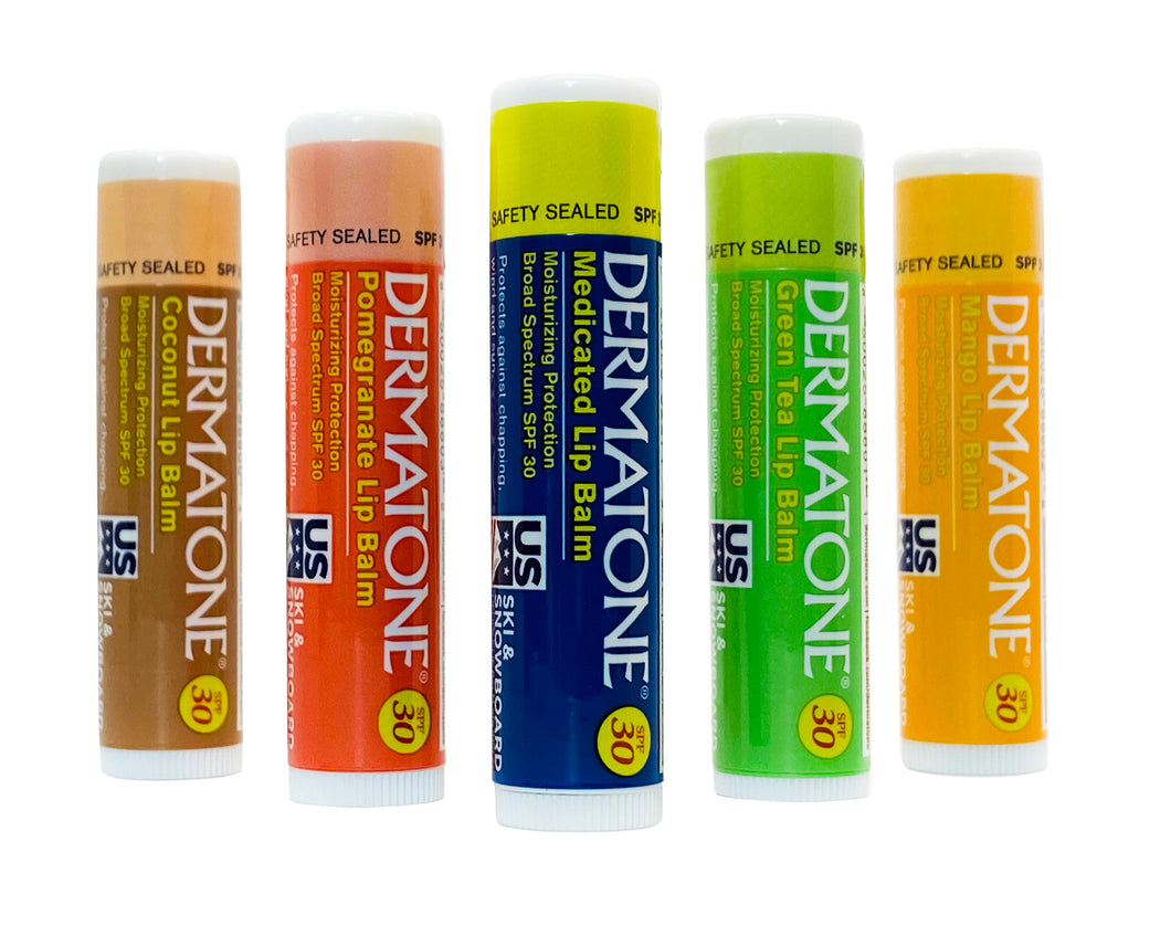 Flavored Lip Balm Gift Pack