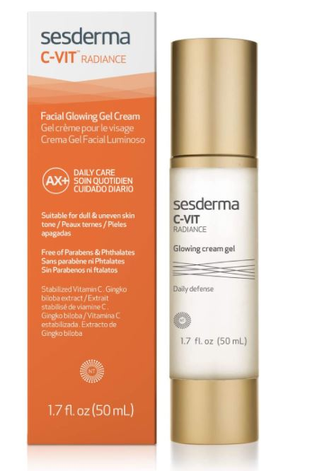 SESDERMA - C VIT RADIANCE FLUIDO LUMINOSO 50ML